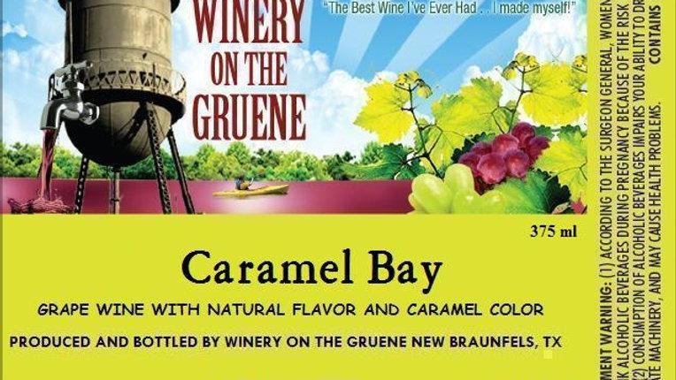 Caramel Bay (toasted caramel port)