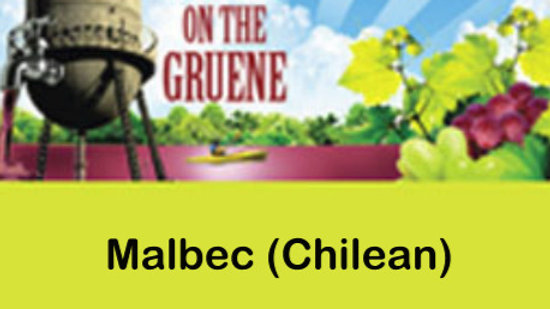Malbec (Chilean)