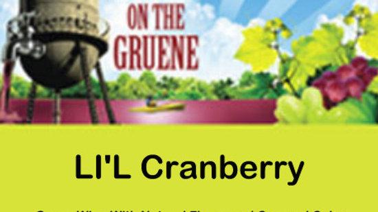 LI'L Cranberry