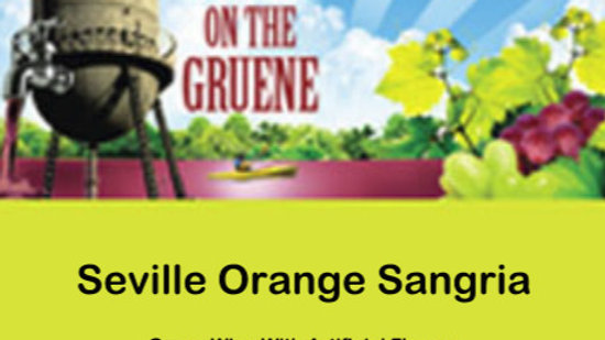 Seville Orange Sangria