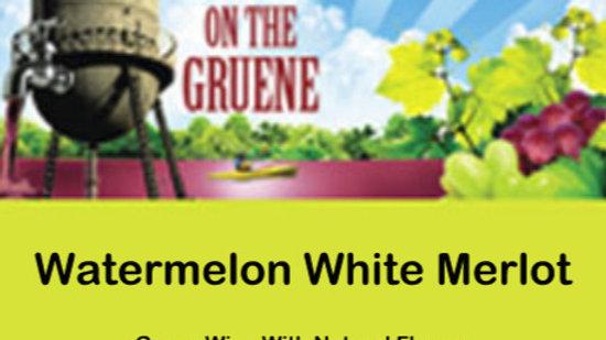 Watermelon White Merlot