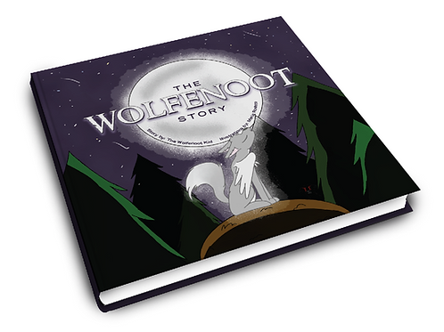 The Wolfenoot Story (Aus shipping)