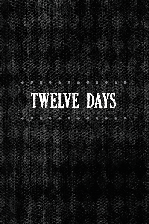 Twelve Days Anthology Paperback