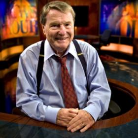 Jim Lehrer as Keynote Speaker for NCPP Baltimore