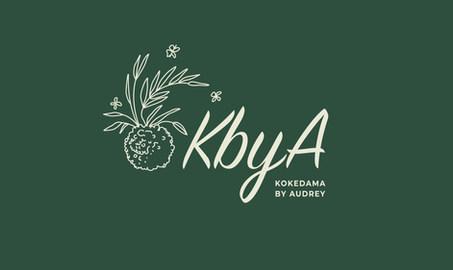 KbyA, créations de kokedamas © ALS.