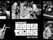 Converse giver tilbage til rødderne - Converse Rubber Tracks