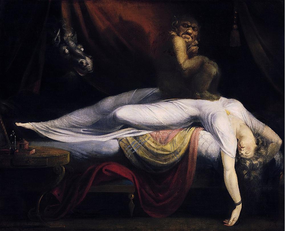 The Nightmare, Henry Fuseli