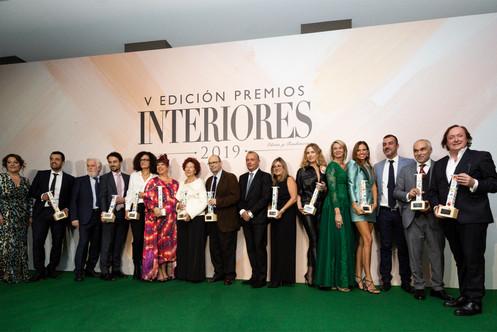 Premios Interiores