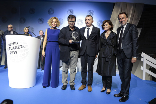 Premio Planeta de novela 2019