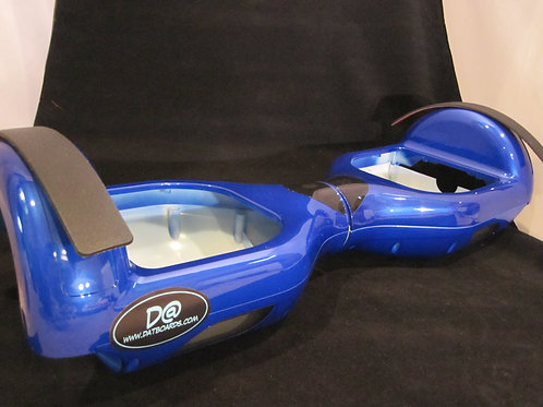 Blue D@Board Plastics - With Rubber Fender Guards