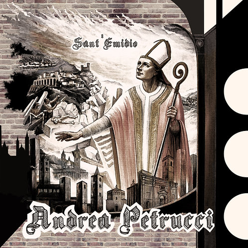 Andrea Petrucci Sant'Emidio ( limited edition cd)