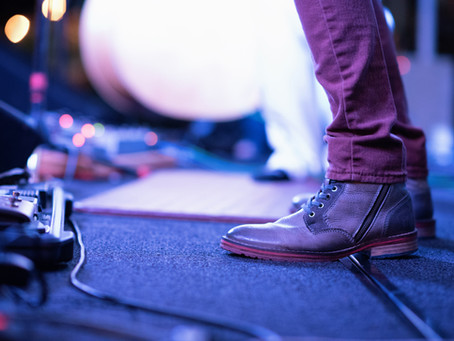 Your Foot Is Not A Metronome