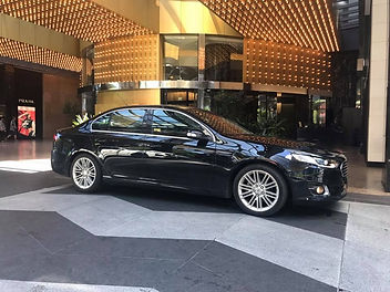 yarra valley transfer car hire ford g6e