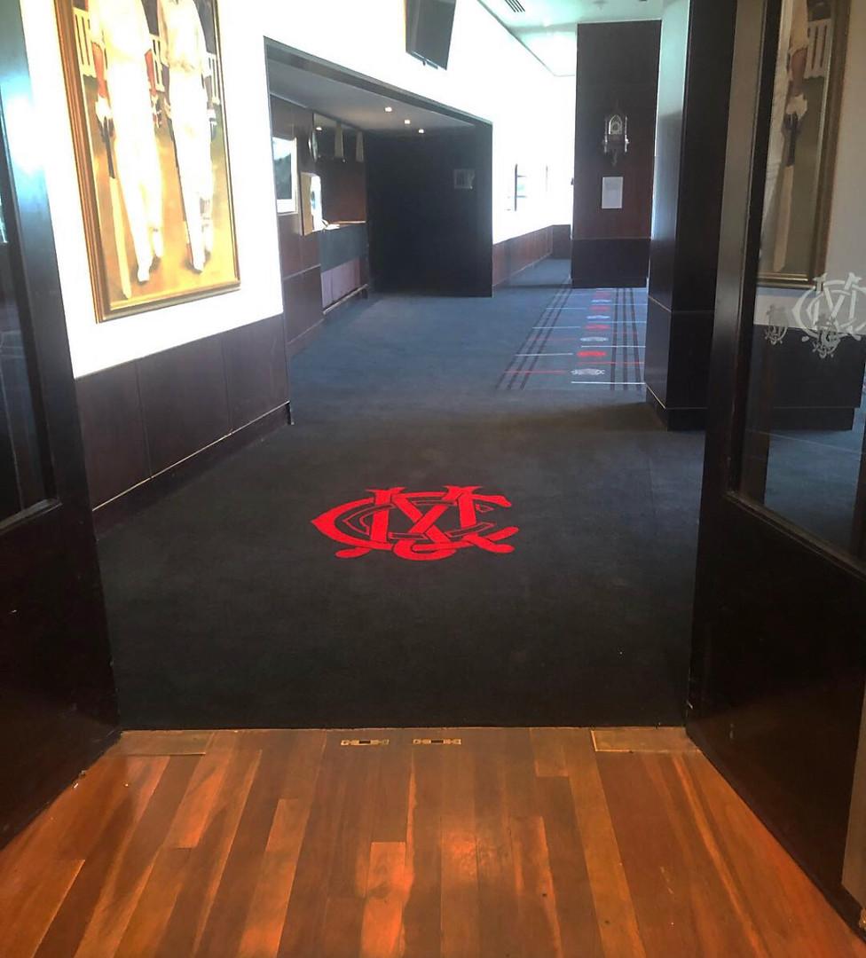 Melbourne Cricket Ground - Long Room