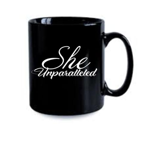 She Unparalleled Mug