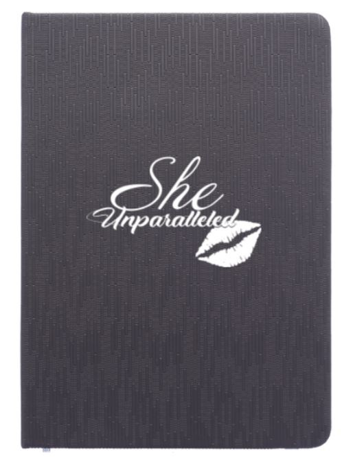 She Unparalleled Notebook