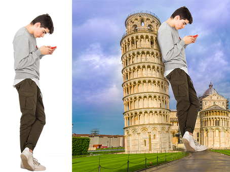 Background Removal in Photoshop