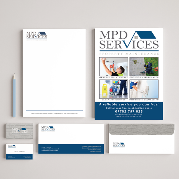 MPD Services Stationary