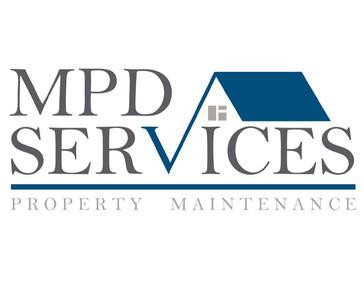 Modern logo design for MPD Services.