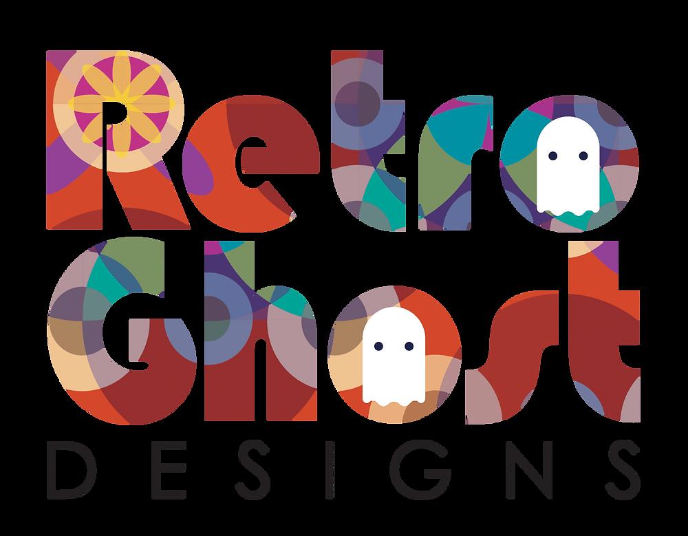 Retro Ghost Designs logo
