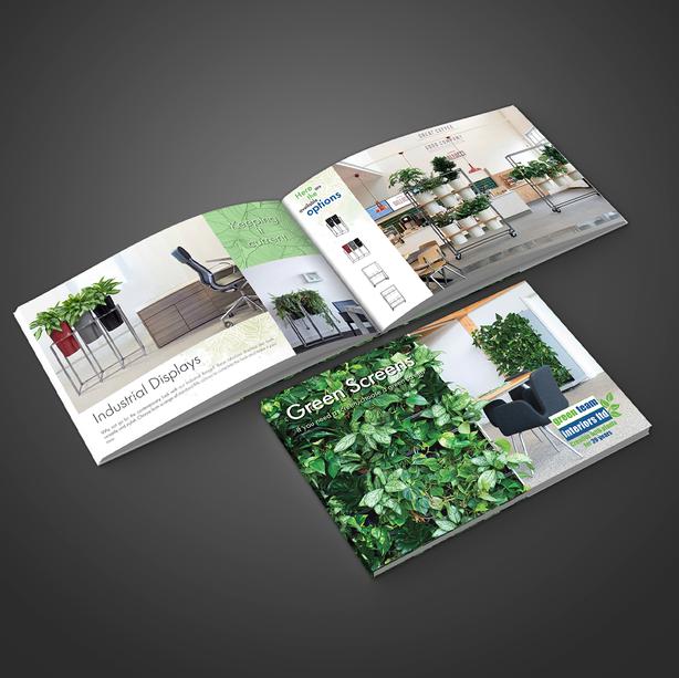 Green Screens Brochure