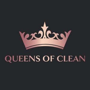 Queens of Clean logo