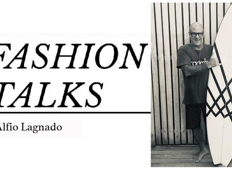 ASSISTA AQUI O FASHION TALK COM ALFIO LAGNADO - MERCADO ESPORTIVO E FUTURO 08/05