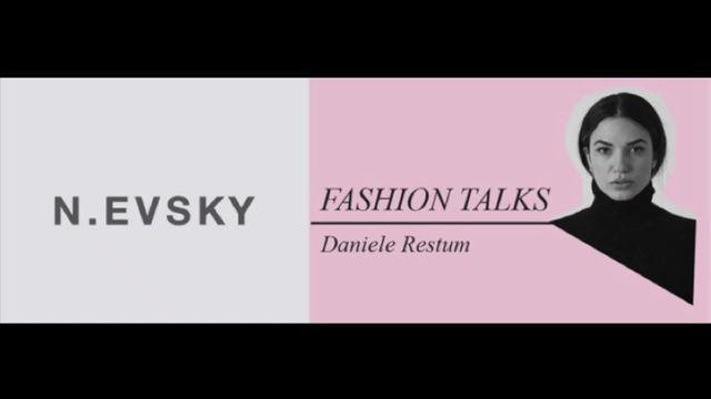 ASSISTA AQUI O FASHION TALK - Daniele Restum: Grandes redes varejistas