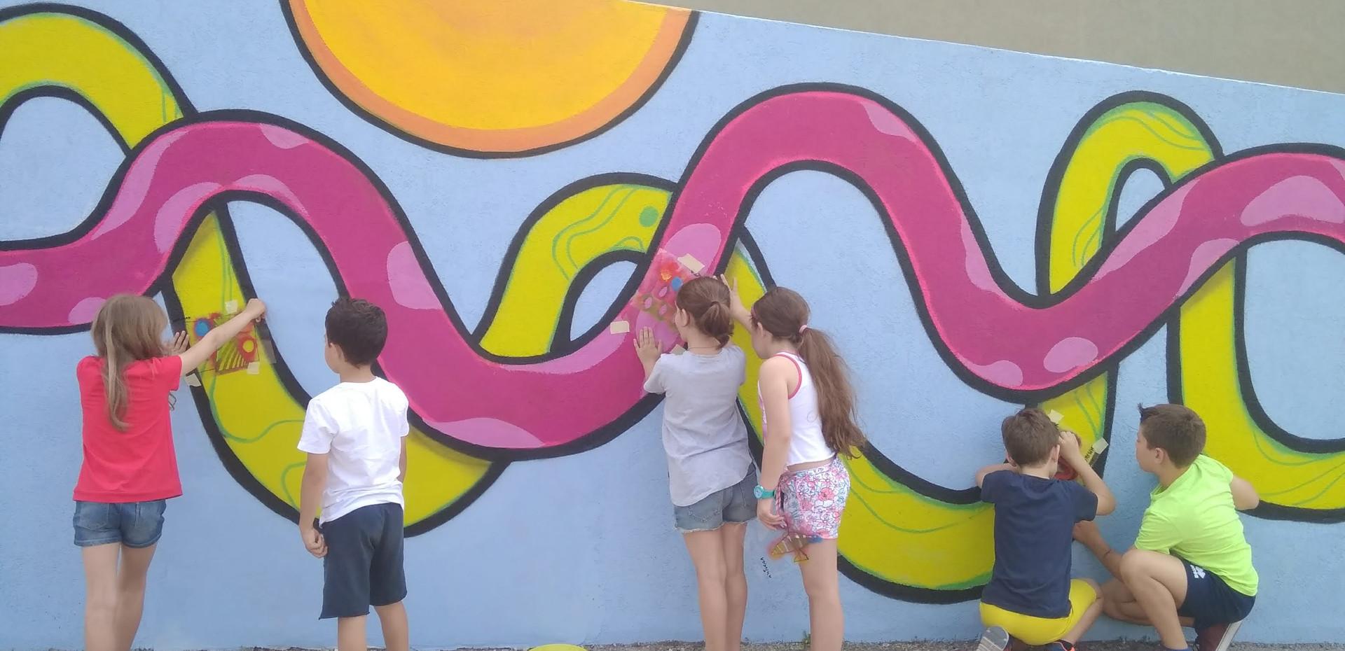 STREET ART 4 young