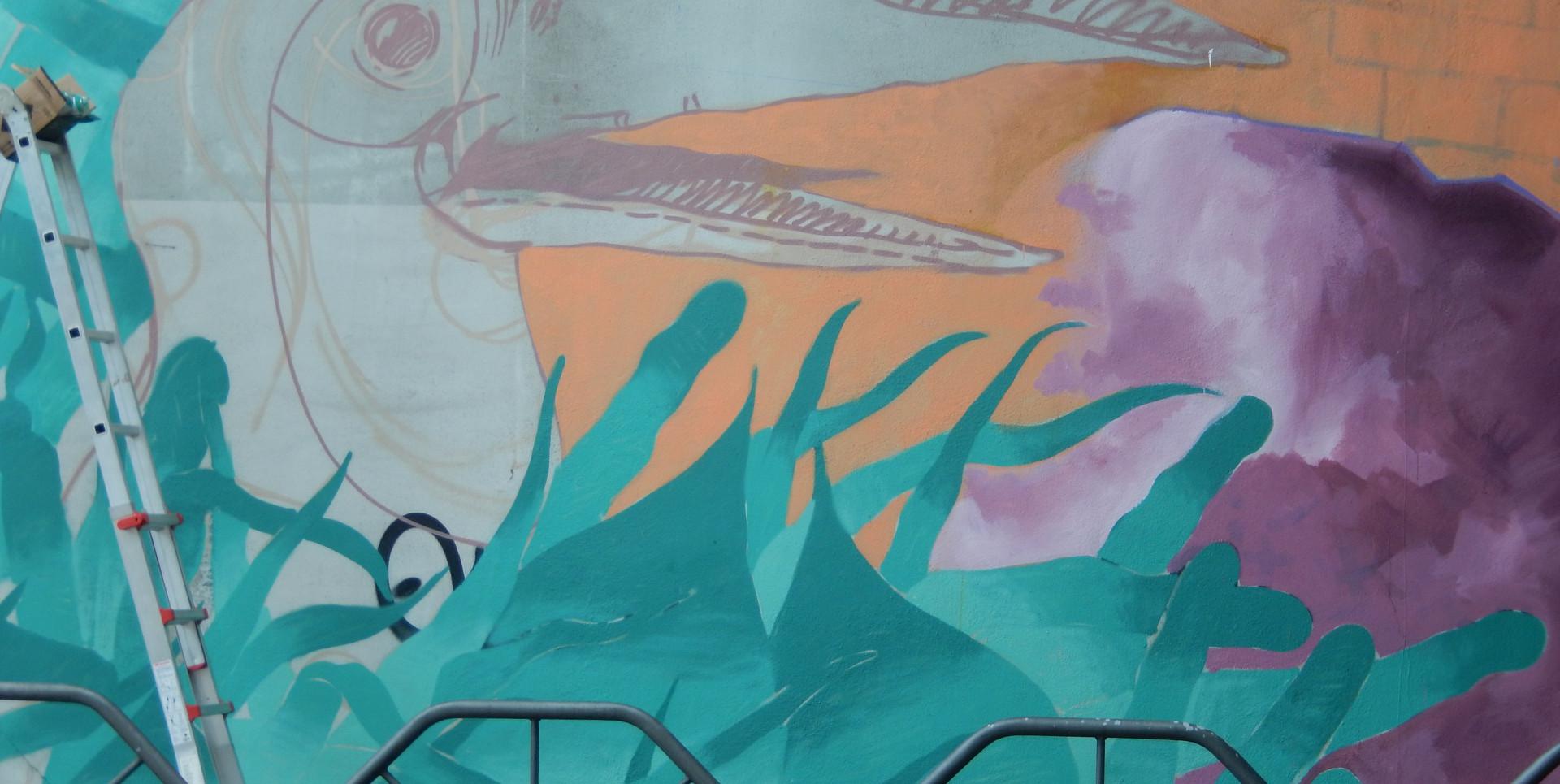 Murale San Pio X