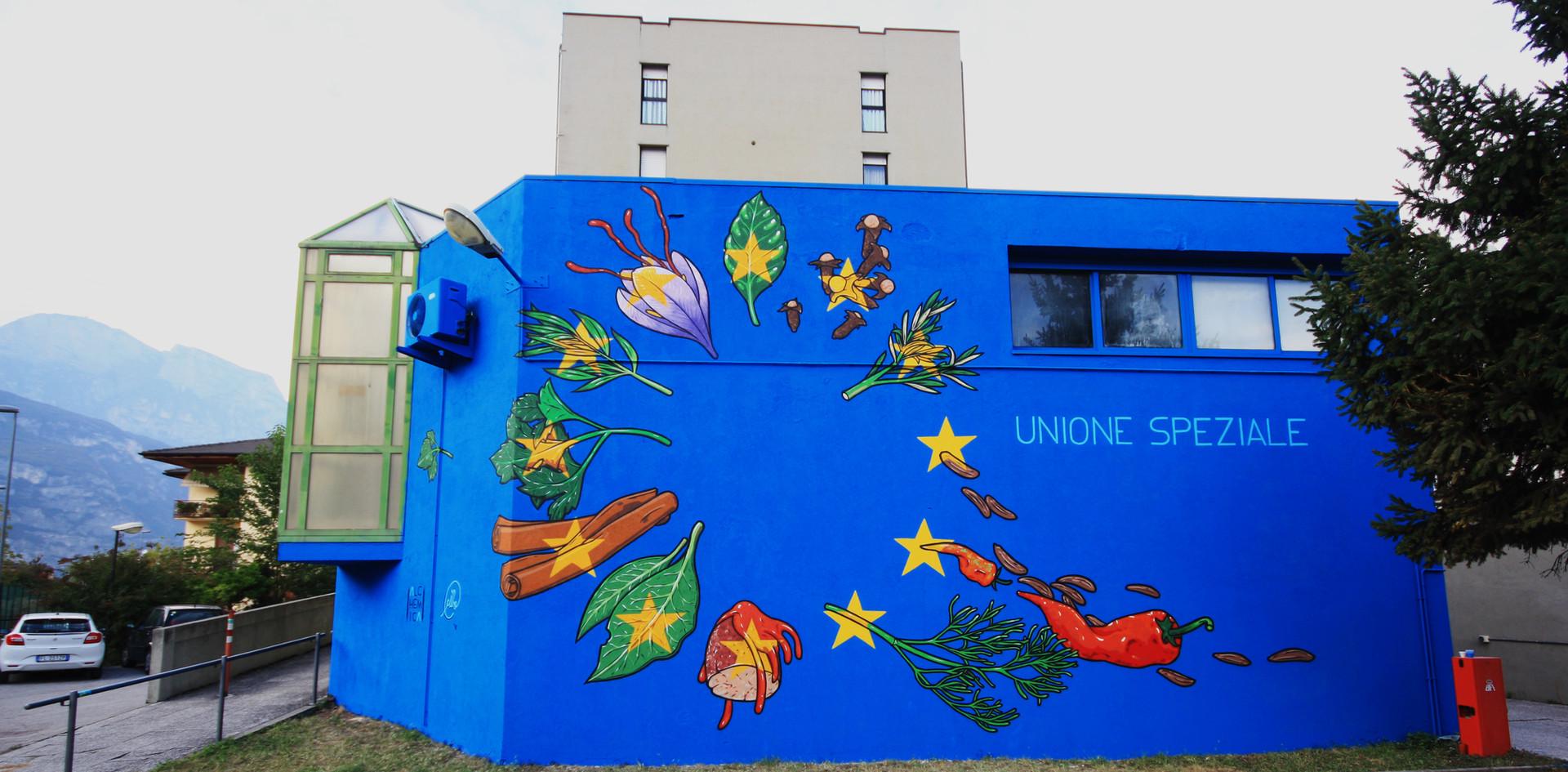 UNIONE SPEZIALE Murale