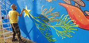 murales cibo alchemica