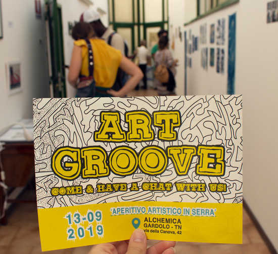 ART GROOVE Opening