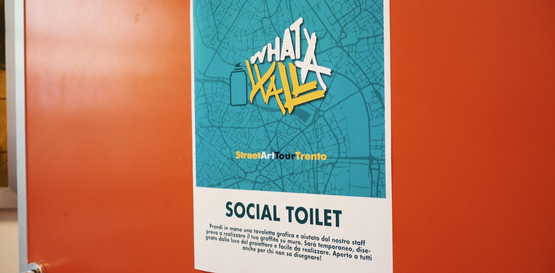 What a Wall - Sopralluogo creativo, Soci