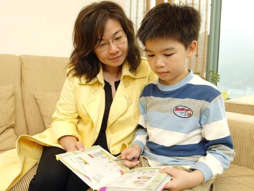 沈帥青: 不去學校 家中自學也可成才?