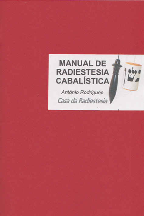 Manual de Radiestesia Cabalística