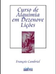 CURSO DE ALQUIMIA EM DEZENOVE LIÇÕES