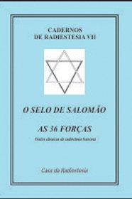 CADERNOS DE RADIESTESIA VII