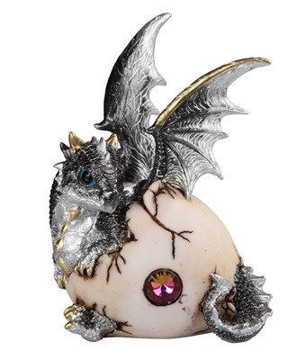 GSC-71663  Silver Dragon Egg