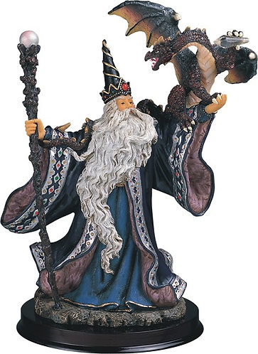 GSC-935 Wizard with dragon
