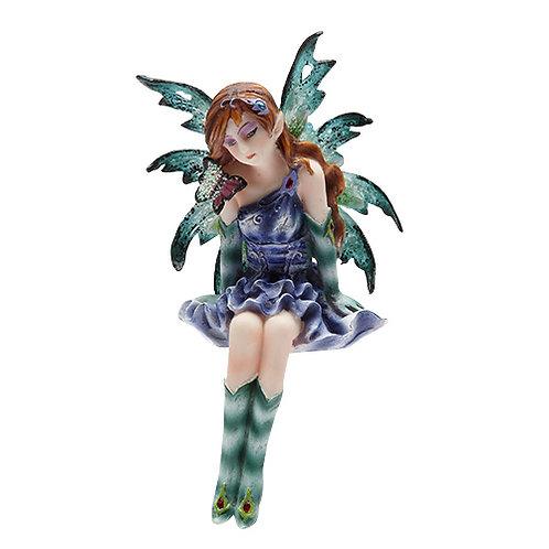 PT-9020  Small Fairy Shelf Sitter