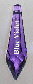 8611 Blue Violet Swarovski spear