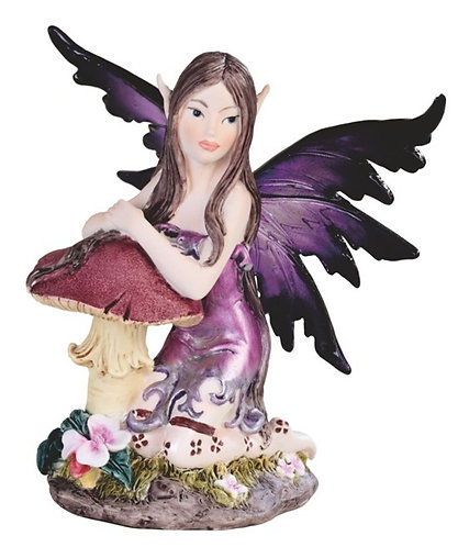 GSC-92063- Fairy with clear wings.