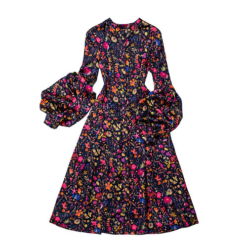 The Oscar Dress - Floral