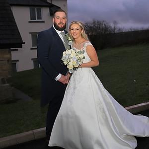 Stacey & James wedding