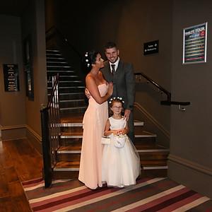 Tommy & Mel's wedding