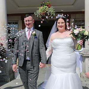 Will & Jade's Wedding