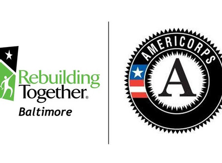 Are You Interested in Serving a Year with Rebuilding Together Baltimore?