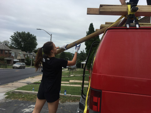 Fall Rebuilding Day 2019: Community Beautification
