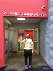Staff Volunteering During COVID-19